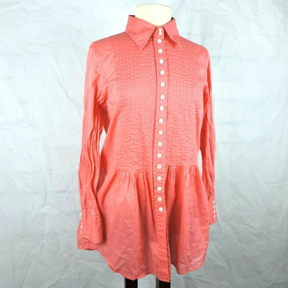 888cab001f8 Soft Surroundings Tops | Womens Shirt Size Medium Tunic | Poshmark